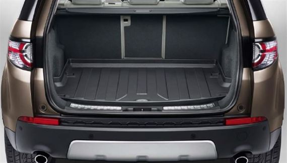 Loadspace Liner Tray - Genuine Land Rover