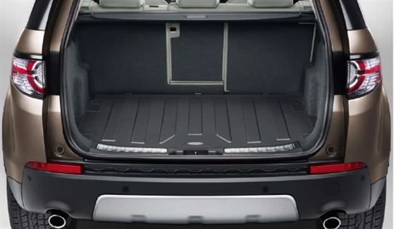 Rubber Loadspace Mat - Genuine Land Rover