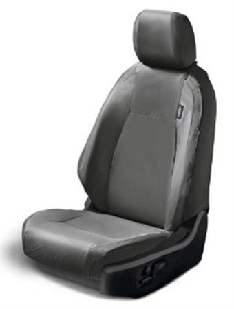 Waterproof Seat Covers Front (pair) Ebony - VPLCS0291PVJ - Genuine