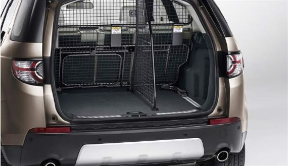 Luggage Divider - Loadspace Partition - Genuine Land Rover