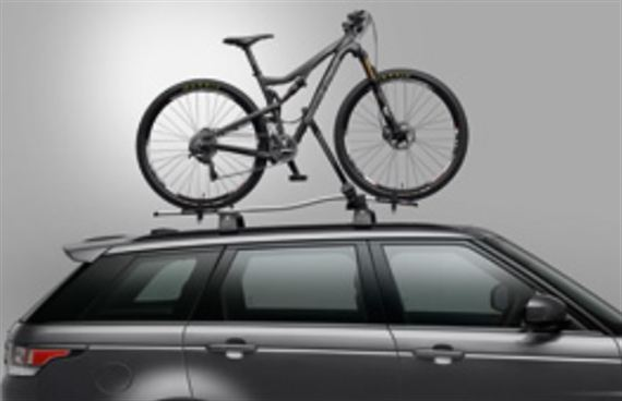 Roof Mounted Bike Carrier - Genuine Land Rover