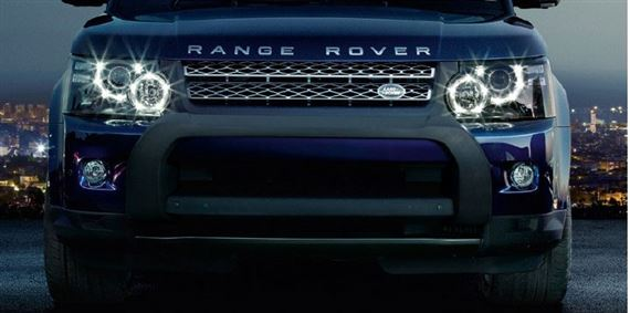Range Rover Sport 2010-2013 Front Grille