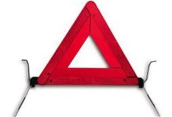 Warning Triangle - Genuine Land Rover