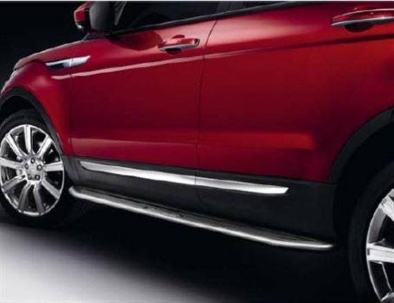 Genuine Land Rover Fixed Side Steps Range Rover Evoque