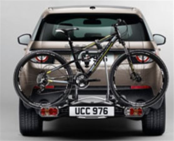 Discovery Sport Tow Bar Mounted 3 Bike Carrier - RHD - Genuine Land Rover