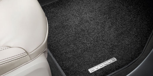 Genuine Land Rover Range Rover Evoque Carpet Mat Set