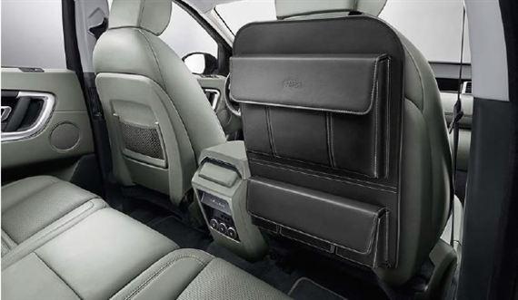 Seat Back Stowage
