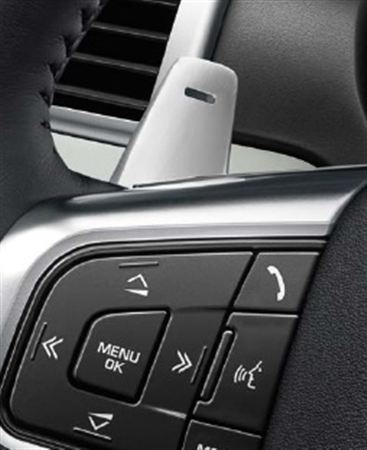 Gearshift Paddle - Aluminium - Genuine Land Rover