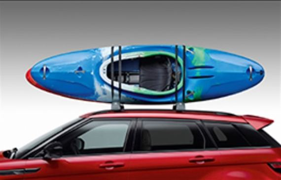 Aqua Sports Carrier - 2 Kayaks - Genuine Land Rover