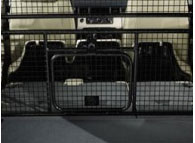 Range Rover Sport 2005-2009 Partition - Grid Type Dog Guard - Full Width - Genuine Land Rover