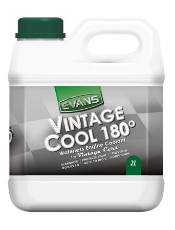 Evans Vintage Cool 180 - Waterless Coolant - 2 Litre - RX16972