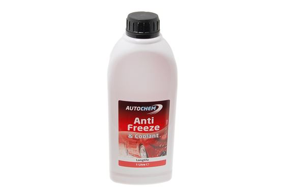 Antifreeze & Coolant - 5 Year Life - 1 Litre - XP1LL