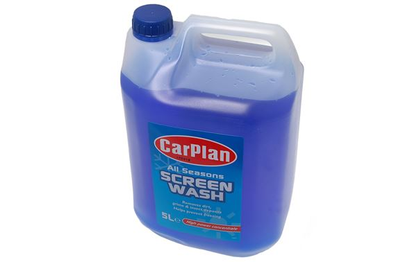 Screen Wash - 5 Litres - XP5SW - Aftermarket