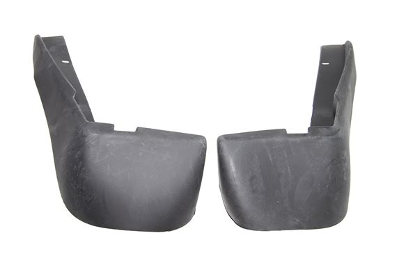 Rover 45 and MG ZS Rear Mudflap Kit - Pair - XPT000110ACA - Genuine MG Rover