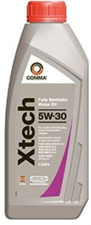 Range Rover Sport 2005-2009 Comma X-Tech 5w30 Fully Synthetic Oil