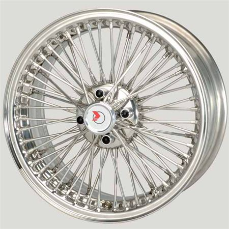 MWS Wire Wheel Stainless Steel 7.0 X 16 Bolt-On (MGF) - RP1106 ...