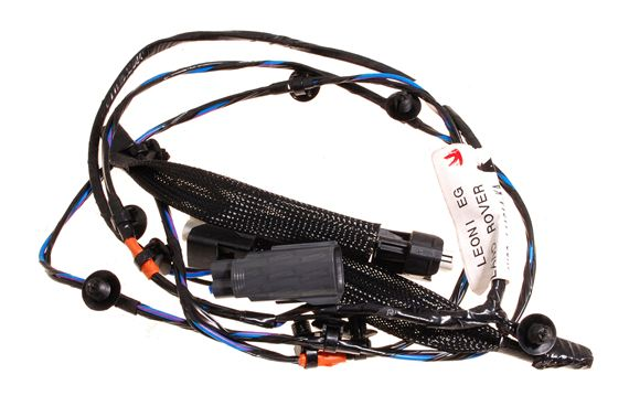 Discovery 3 Bumper Harness