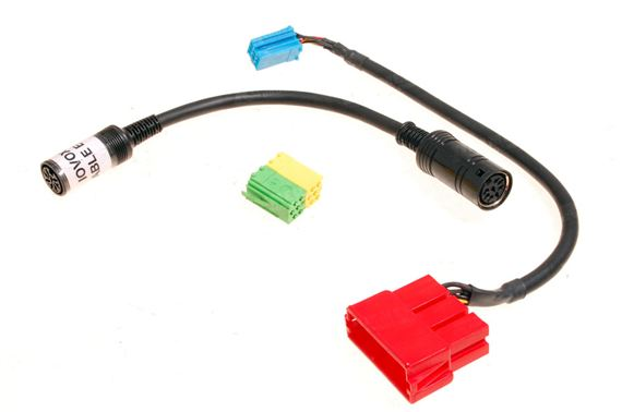 Harness-Link-CD autochanger - Fitting kit - Genuine MG Rover