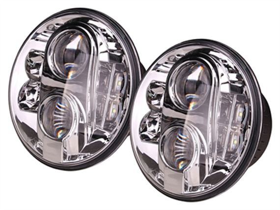 LED Conversion Kit (pair) LHD E-marked - RB7082LE - Aftermarket