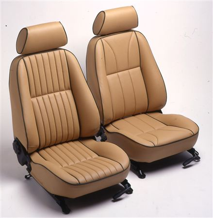 MGF and MG TF Leather Seat Assemblies