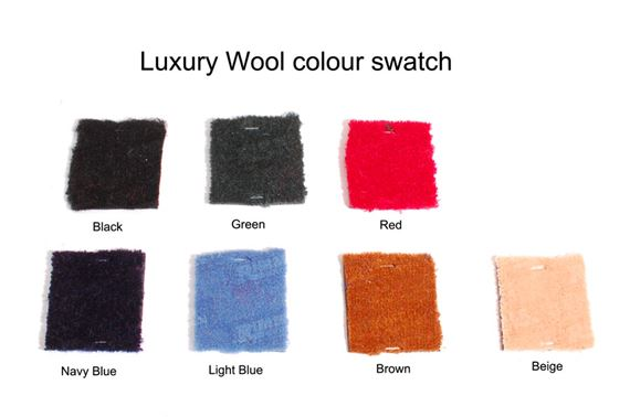 Triumph Stag Luxury Wool Carpet Sets