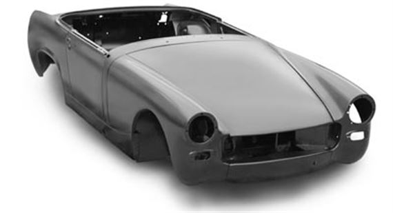 MG Midget and Austin Healey Sprite Body Shells