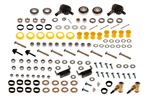 Complete Front Suspension Overhaul Kit with Polyurethane Bushes - RW3071POLY