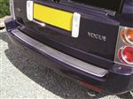 Rear Bumper Cover - Stainless Steel Single - Britpart DA1071