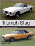 Crowood Press - Triumph Stag - an Enthusiasts Guide - RX1728
