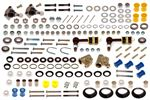 Front Suspension Overhaul Kit - Complete - Includes Polyurethane Bushes - RR1259POLY