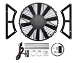 Revotec Electronic Cooling Fan Conversion Kit - Alfa Romeo GTV 105 Series