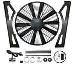 Revotec Cooling Fan Conversion Kit - Land Rover 90/110 Petrol/Diesel 4 Cylinder Models