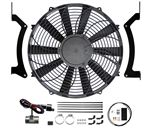 Revotec Cooling Fan Conversion Kit - Land Rover Series 3 exc. V8