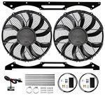 Revotec Cooling Fan Conversion Kit - Land Rover Series 3 V8