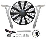 Revotec Cooling Fan Conversion Kit - Range Rover P38A 4.0, 4.6 V8