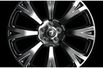 Front Alloy Wheel - Single - Orona - 9J x 20 - C2D7283 - Genuine Jaguar