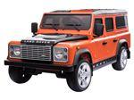 Ride On Defender - Orange - Britpart