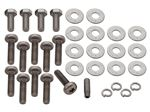 Rear Crossmember S/S Bolt kit - DA4795 - Aftermarket