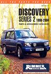 Rimmer Bros Discovery 2 Catalogue 98-04 - DISCO 2 CAT