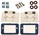 Rear Number Plate Lamp Kit - DRC276K - Aftermarket