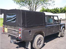 Exmoor Trim - Defender - 130 and High Capacity Full Hoods