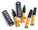 Triumph Spitfire Uprated Shock Absorber and Front Spring Kits - All Models