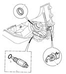 Rover 200/25/MG ZR Inhibitor Switch - 1600 Auto
