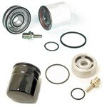 Triumph TR7 Spin-on Oil Filter Conversion