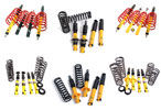 Spax Shock Absorber Kits with Uprated Springs