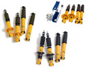 Spax Uprated Insert and Shock Absorber Kits