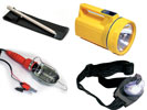 XPart Lamps and Worklights