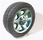 Discovery 2 Alloy Wheel & Tyre Packages - Comet