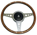 Triumph Vitesse Steering Wheel and Fittings