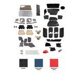 Triumph Vitesse Complete Interior Trim Kits - 1600 Models Convertible (RHD)